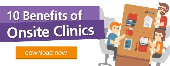 on-site clinics - CareATC