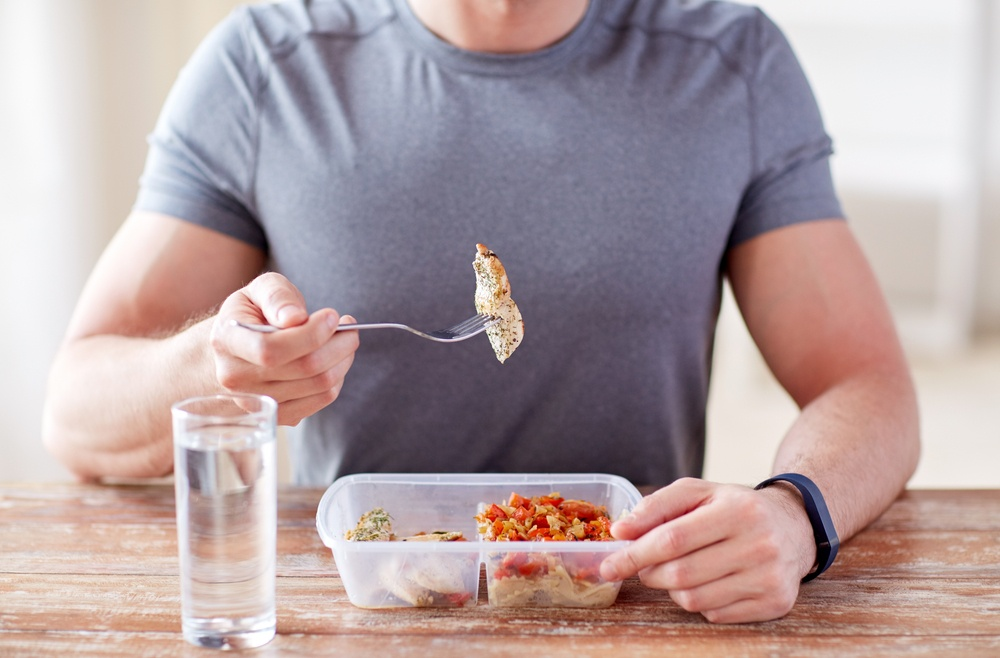 5 Ways for Men to Boost Metabolism