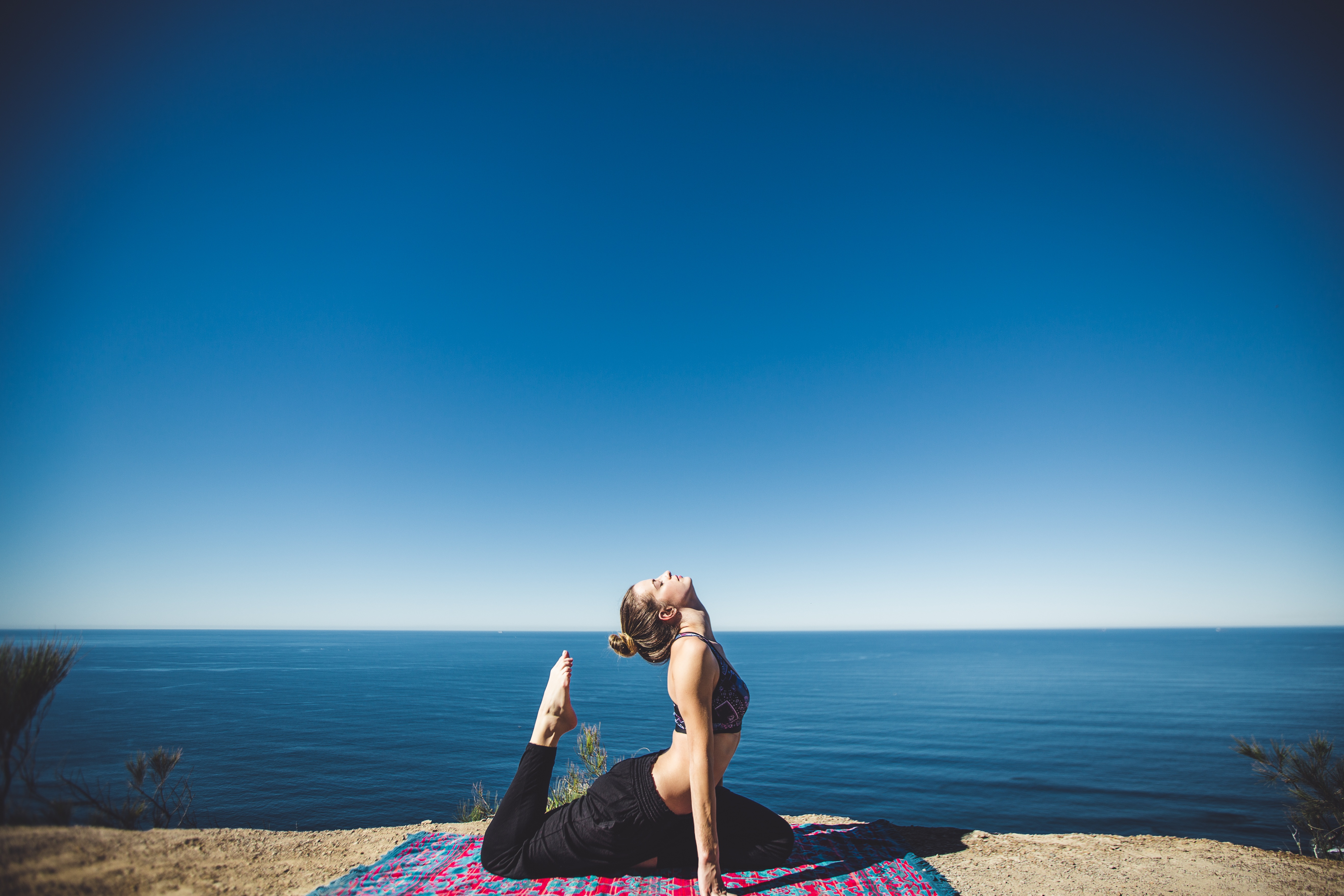 Three Yoga Poses to Start Every Morning