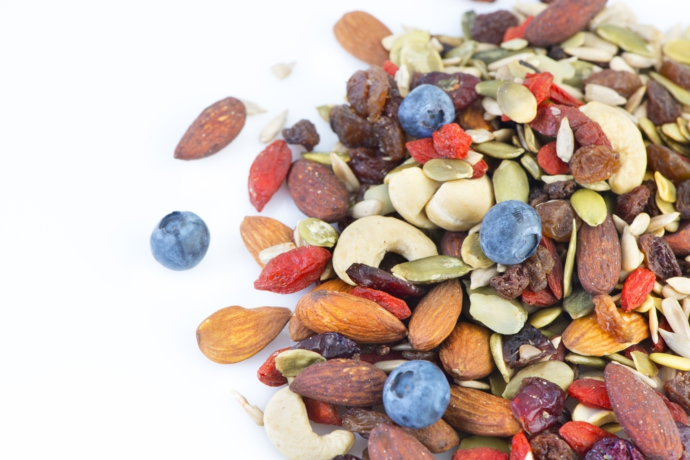 Four Steps to a Healthy Trail Mix
